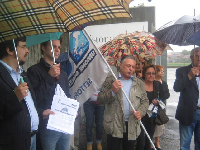 aristor, sit in, protesta