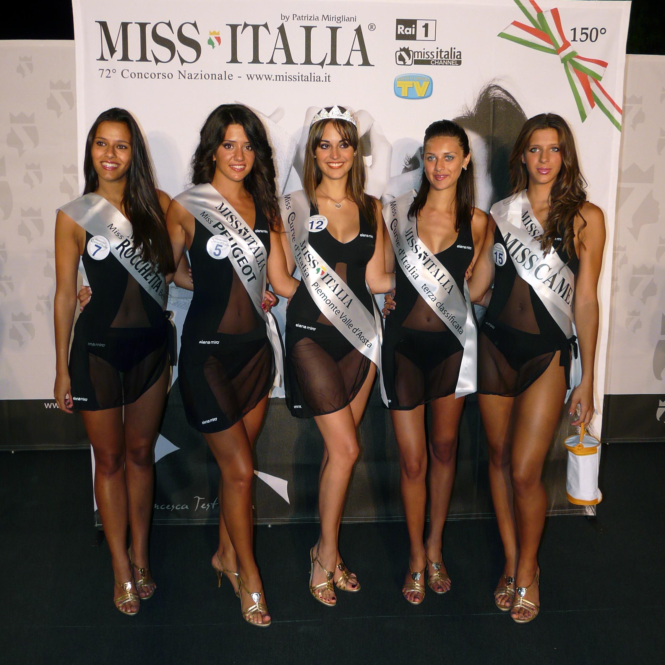 Silvia d'Onofrio, Elisa Patti, Alessia Cervelli, Giulia Lanza, Giulia Calcaterra