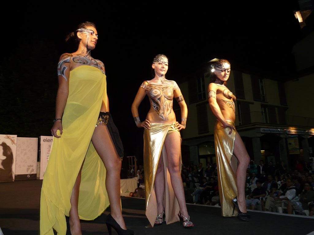 body art Natali Grunska
