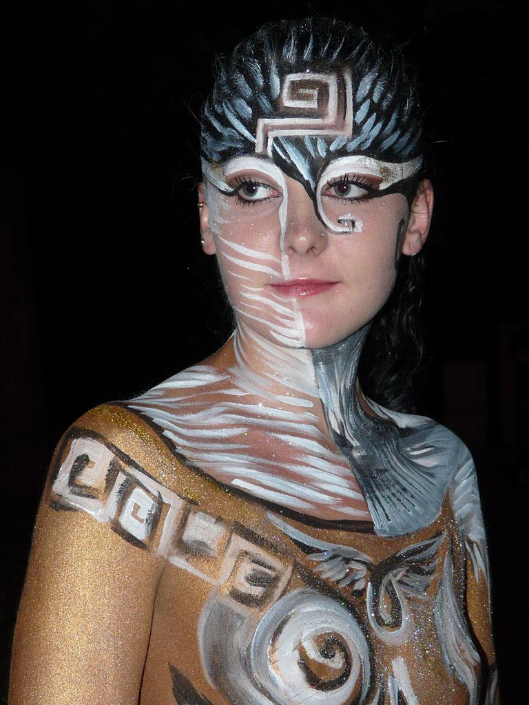 body art di Natali Grunska
