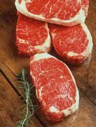 carne, bistecche