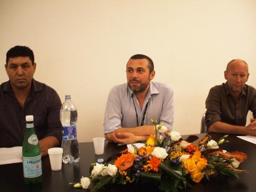 Mohamed Aouadiy Simone Lumina corrado Parise