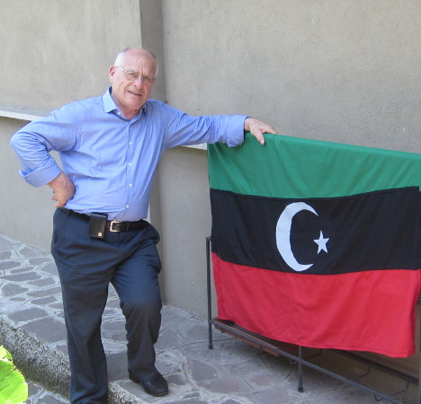 giuseppe bianchini, libia
