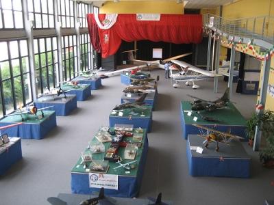 mostra museo campionissimi areonautica