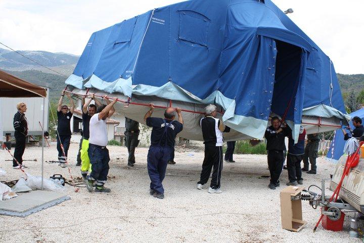 protezione civile, esercitazione