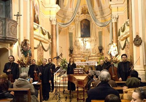 san rocco musica classica archi violino
