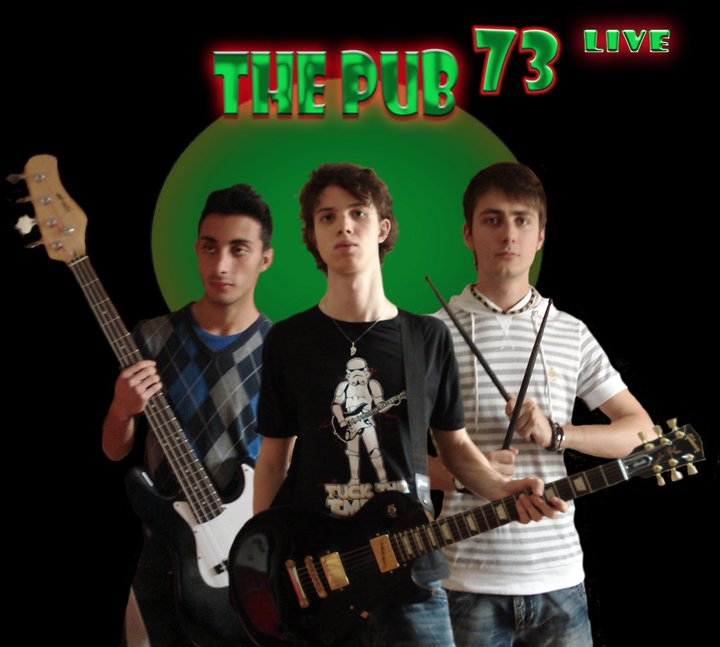 the pub 73_band