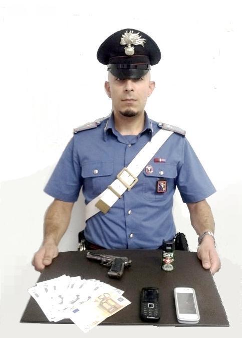 valenza arresto romeni carabinieri 112