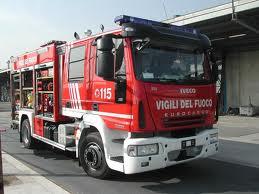 vigili del fuoco- camion