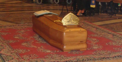 fernando charrier funerale