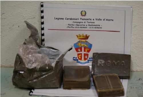 carabinieri droga sequestro