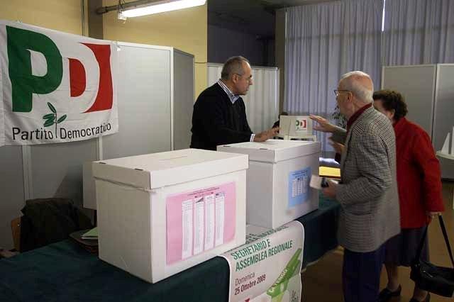 primarie pd votazione