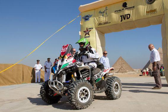rally faraoni