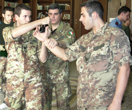 Corso difesa militare massara