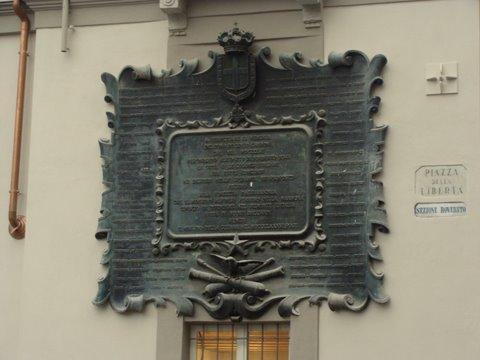 4 novembre monarchia vittorio emanuele savoia cento cannoni