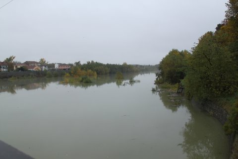 panorama allagamento maltempo bormida alluvione