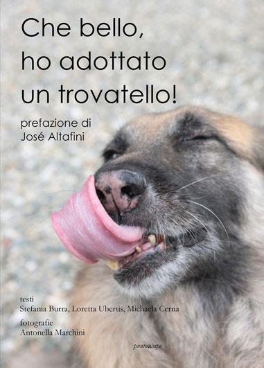 ata, libro, che bello ho adottato un trovatello, cani