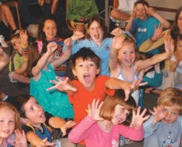 bambini, teatro
