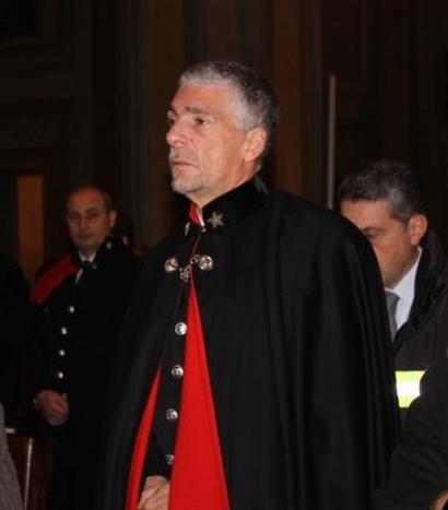 colonnello comandante carabinieri marcello bergamini