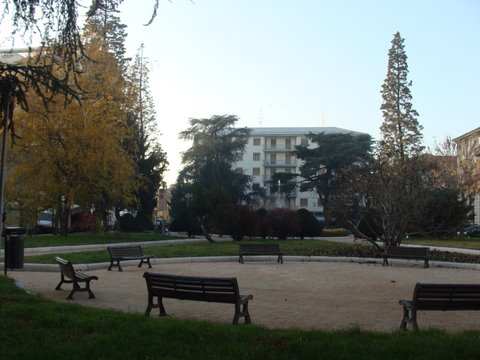 giardini piazza genova