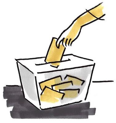 primarie, elezioni, votazioni