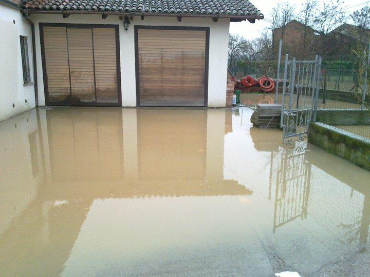 alluvione esondazione allagamento
