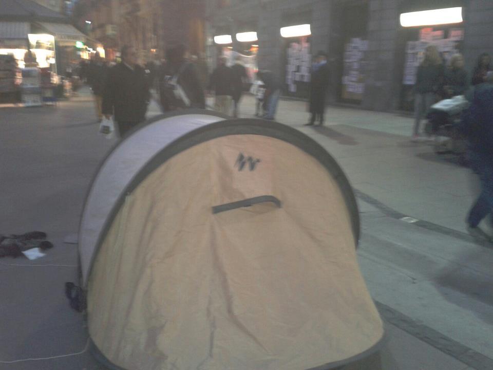 tenda piazzetta