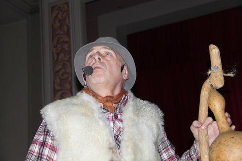 pastore natale paglia teatro