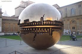 scultura giò pomodoro
