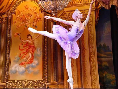 Bella_Addormentata, balletto Mosca