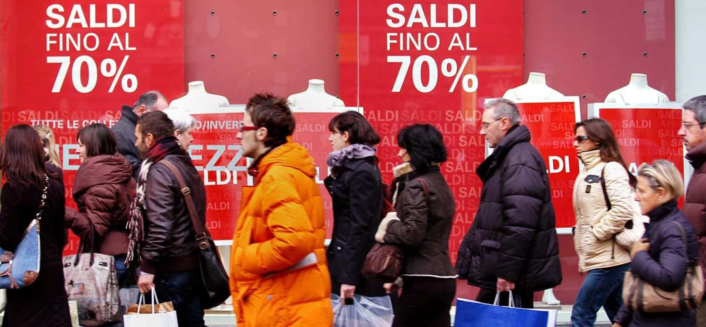 saldi invernali shopping compere spesa
