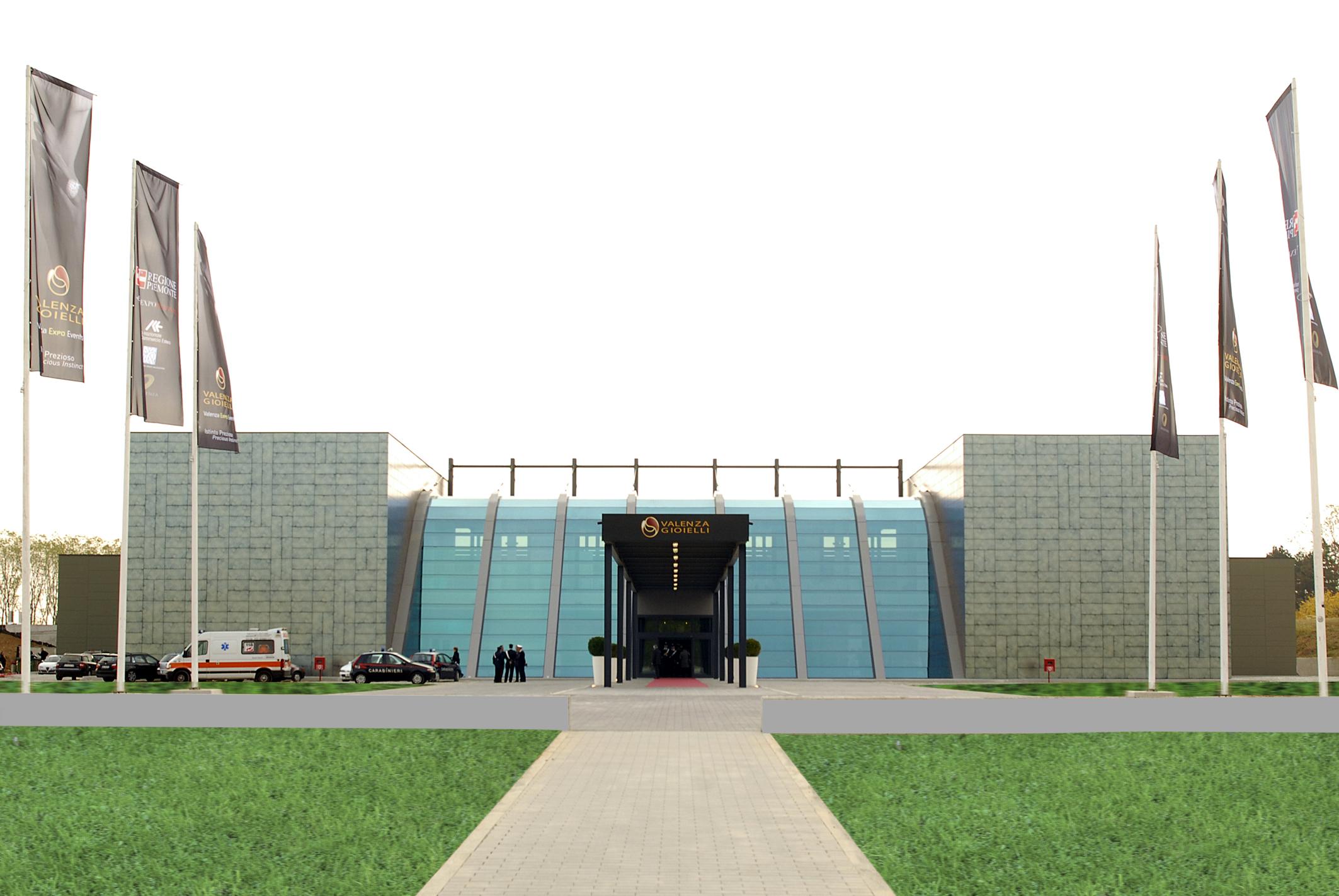 Centro Espositivo Expo Piemonte