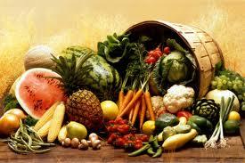 frutta verdura ortaggi cibo