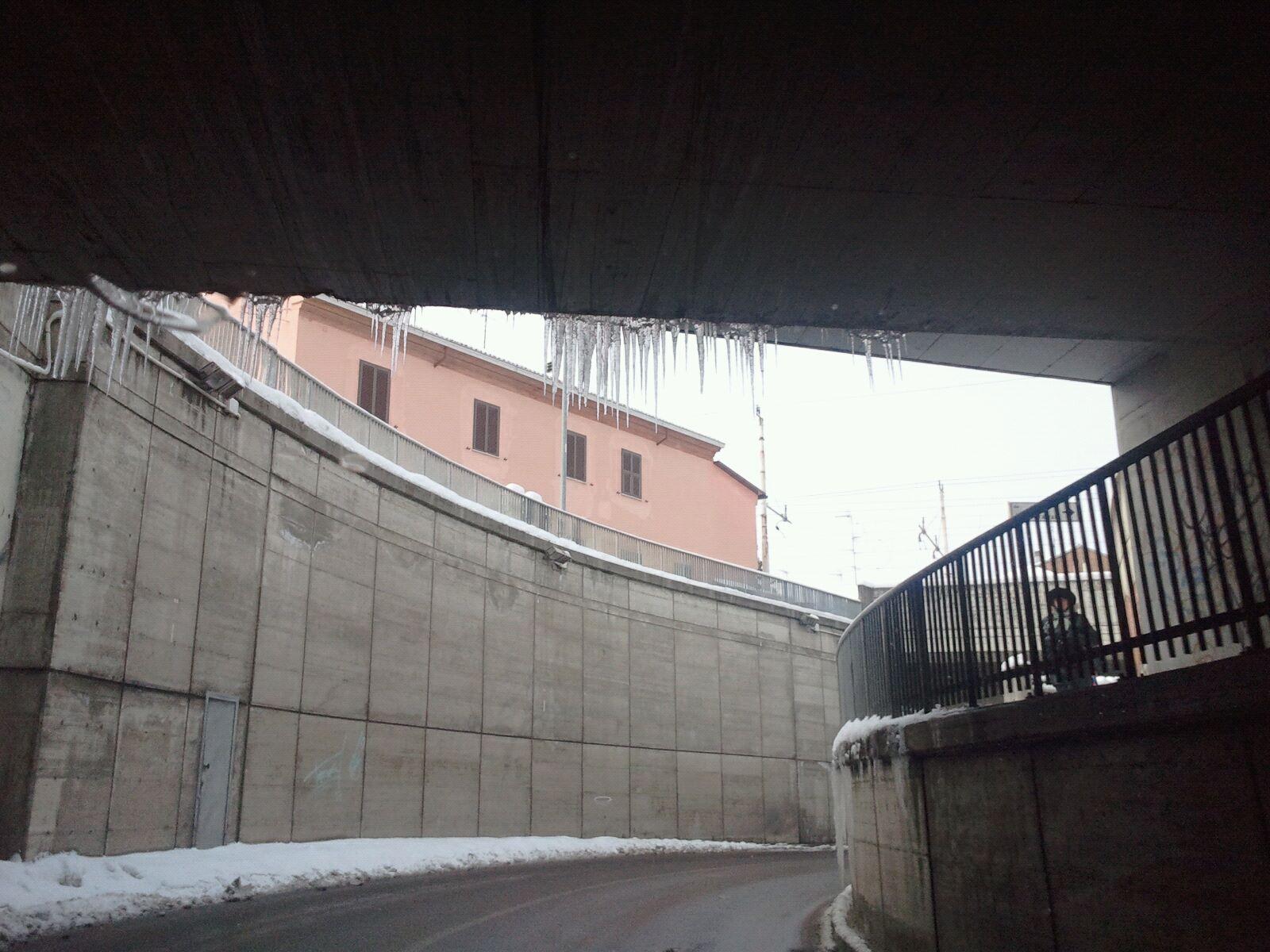 Stalattiti, via Maggioli