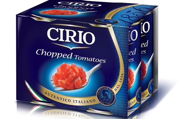 cirio pelati conserva barattoli pomodori
