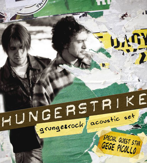 hunger strike band
