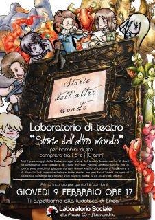 laboratorio sociale- teatro
