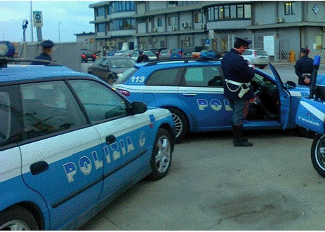 polstrada polizia stradale volante 113