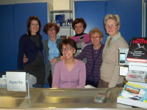 ufficio postale novi ligure donne