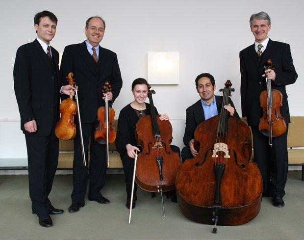 Philharmonisches Streichquintett Berlin