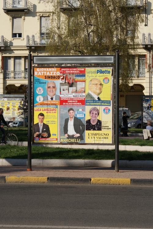 manifesto elettorale elezioni