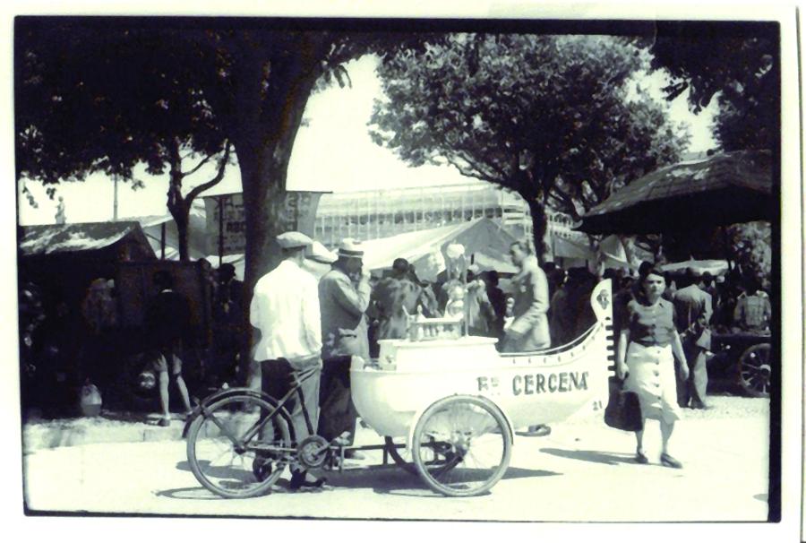 Cercenà, piazza Libertà