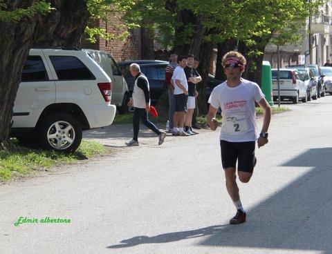 edmir albertone podista giarole marco's day maratona