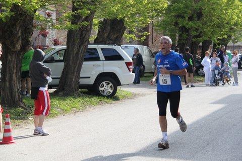 comendante carabinieri marcello bergamini podista giarole marco's day maratona