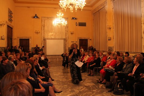sfilata moda palazzo monferrato