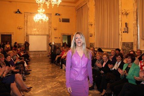 sfilata moda palazzo monferrato genny notarianni
