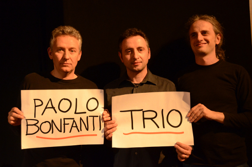 paolo bonfanti trio blues jazz
