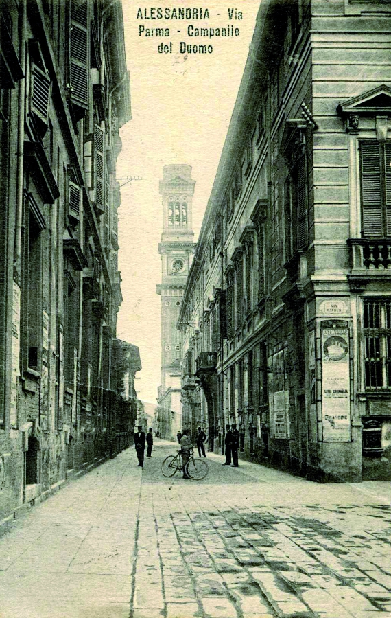 Via Parma Conservatorio