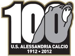 alessandria calcio, 100