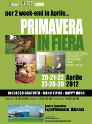 primavera in fiera